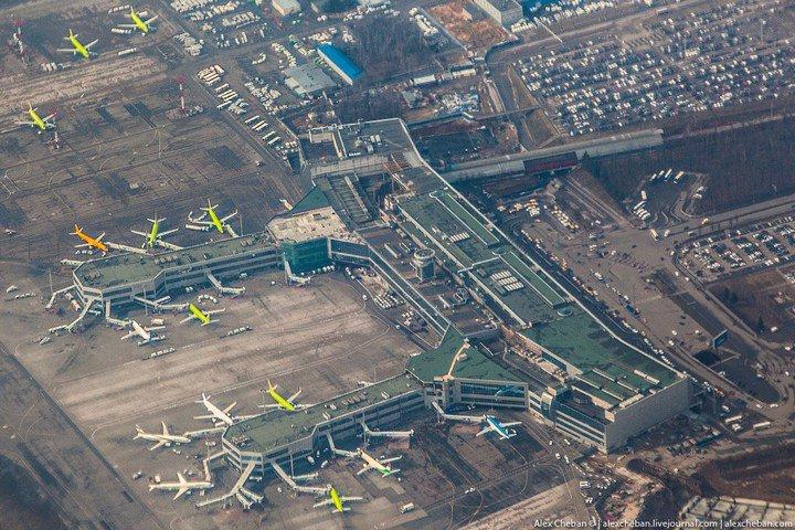Развитие аэропортов предлагается финансировать за счет пассажиров