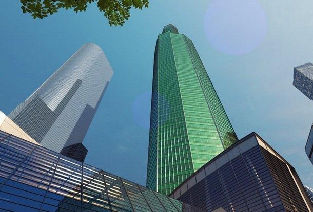 Внешторгбанк покупает одну из башен «Москва-Сити»