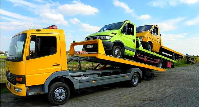 Организация работы службы эвакуации автомобильного транспорта