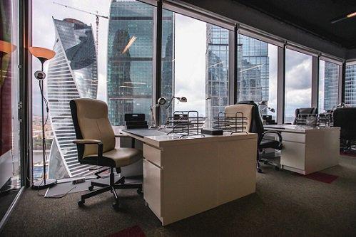 В Москве зафиксировано резкое сокращение ввода офисных площадей