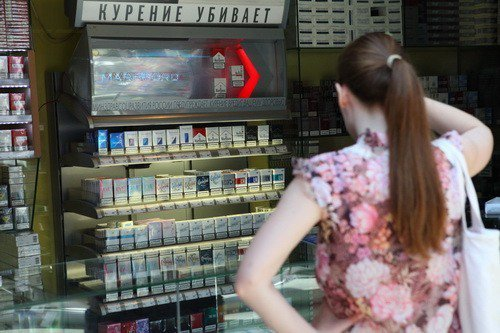 Табачные павильоны отказываются торговать печатной продукцией