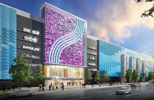 Текущий год может стать рекордным по числу открытых торговых центров