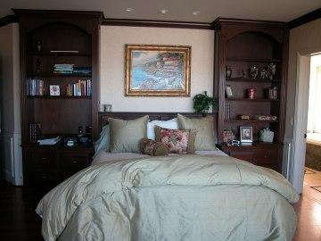 Спальни из массива дерева и их преимущества
