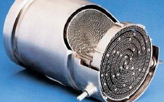 Нейтрализатор отработанных газов