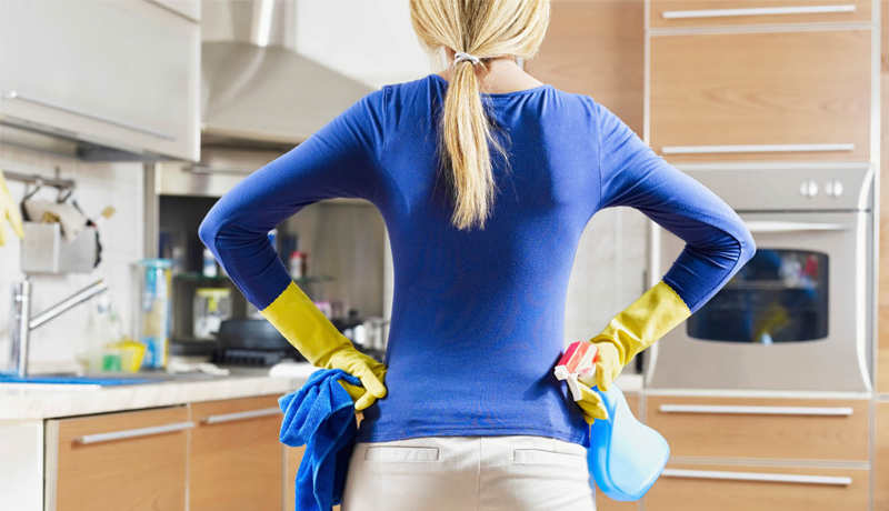 Как сделать уборку квартир
