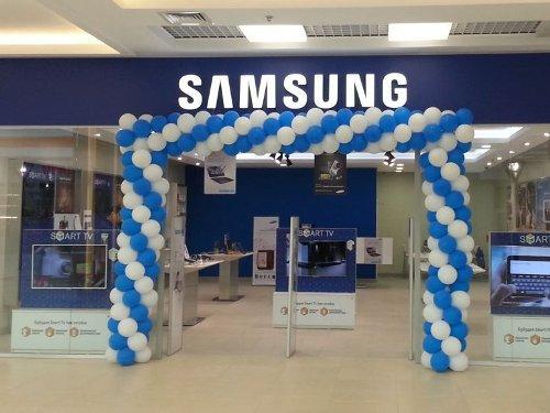 МТС анонсировала создание сети монобрендовых торговых точек Samsung
