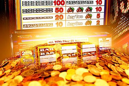Заработок на игровых автоматах