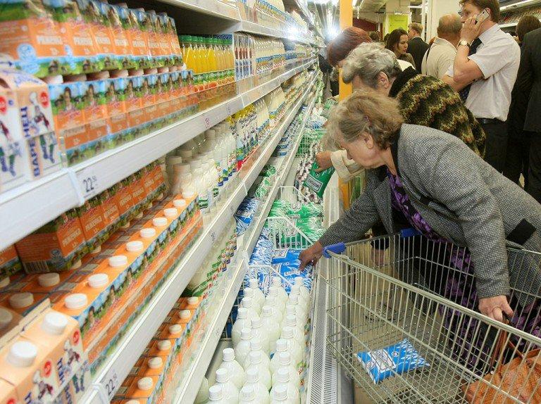 Потребление уже не радует россиян