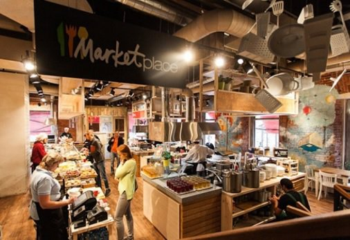Marketplace начнет работать на столичном рынке