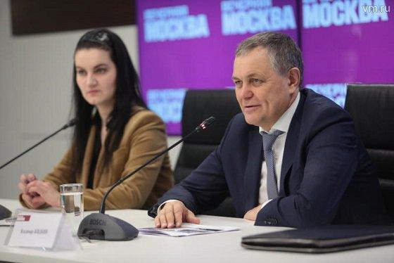 Генплан ТиНАО будет согласован с Подмосковьем