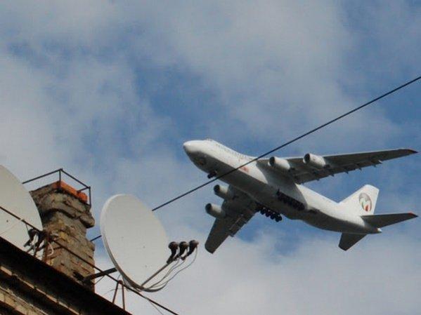 Муниципалитеты займутся сносом незаконной недвижимости вокруг аэродромов