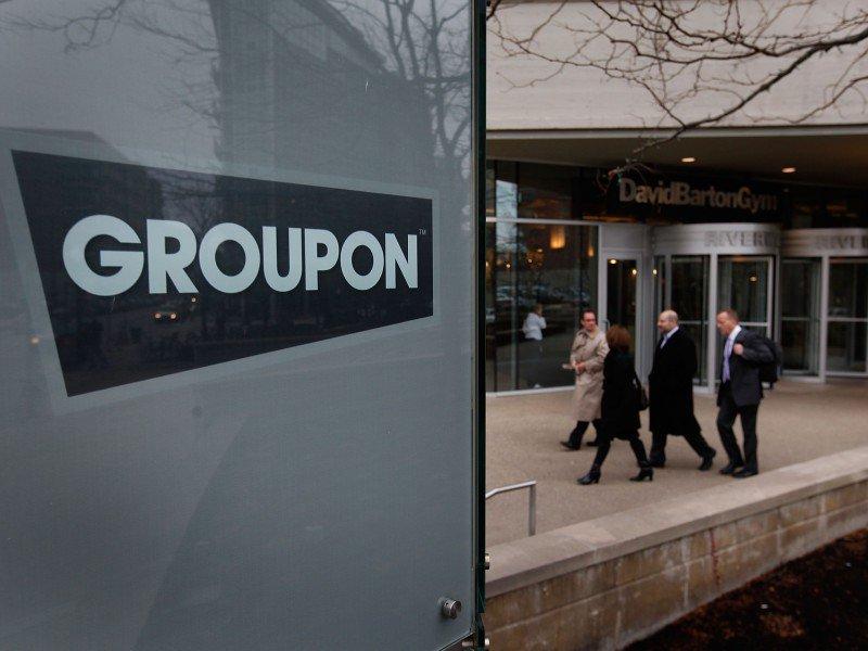 Фонд «ru-Net» выкупил российский бизнес «Groupon»