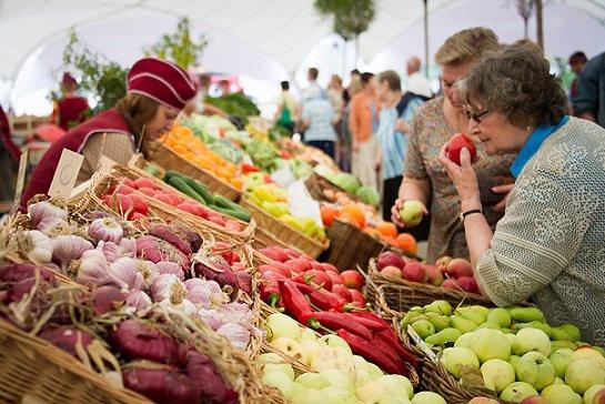 В РФ могут быть введены нормативы по количеству сельскохозяйственных рынков