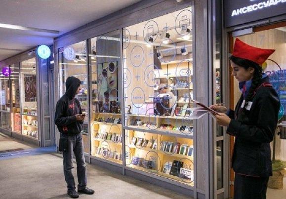 10% торговых площадей в метро будут проданы в Москве одним лотом