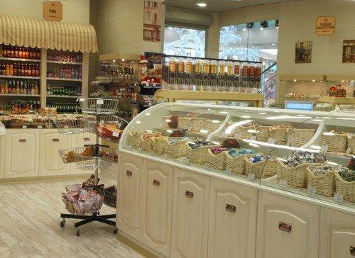 Юлия Высоцкая открывает сеть бакалейных магазинов