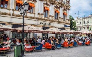 В Москве увеличилось количество кафе