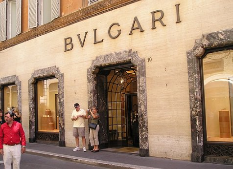 Bvlgari построит в центре Москвы брендовый бутик-отель