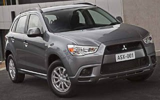 Mitsubishi ASX больше не будут поставлять в Россию