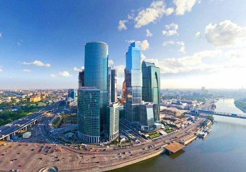 Строительные работы в «Москва-Сити» завершатся через два года