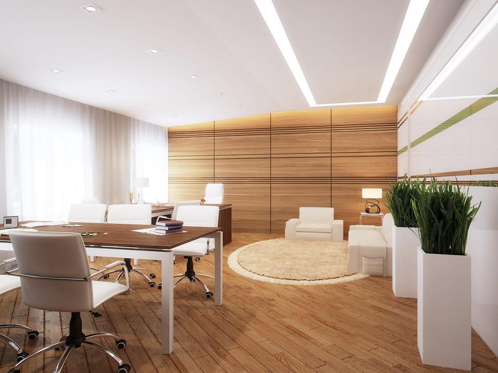 Эксклюзивный дизайн офиса и его преимущества