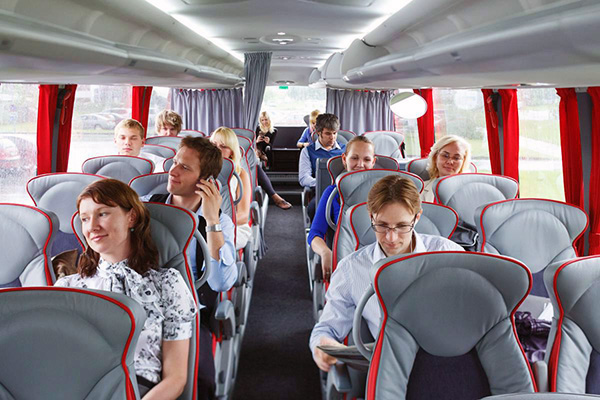 Как правильно организовать поездку на автобусе