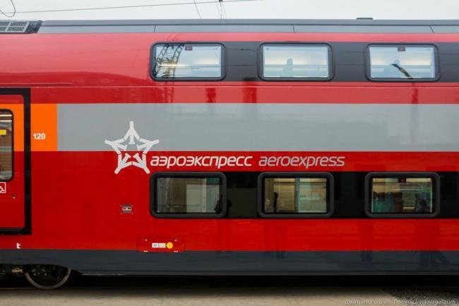 «Аэроэкспресс» запускает двухэтажные поезда