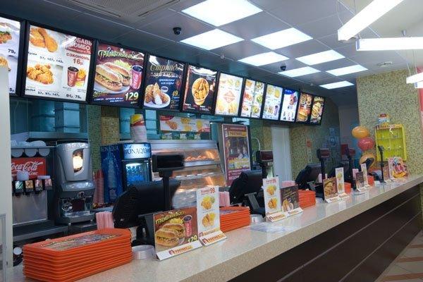 KFC запустит продажи в новом формате на столичных вокзалах