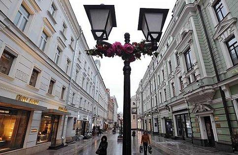 За последние 5 лет арендные ставки в стрит-ритейле Москвы снизились в пять раз