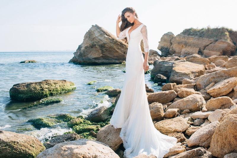 Модные свадебные платья в 2016 году