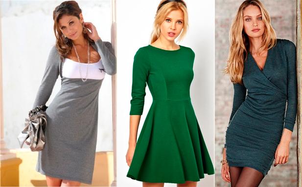 Особенности одежды из трикотажа