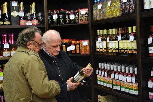 На следующей неделе в Москве «Фанагория» откроет свой первый винный бутик