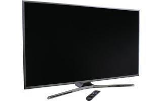 Samsung: впечатляющие возможности ТВ