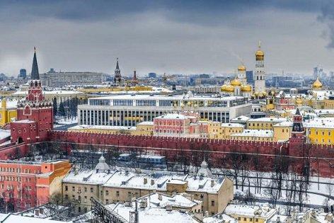 «Оборонсервис» выставил на продажу земельный участок рядом с Кремлем