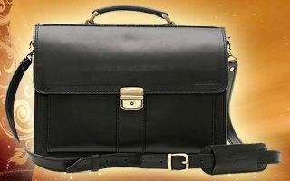 Как выбрать кожаный мужской портфель