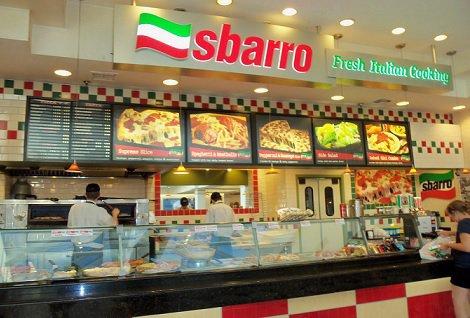 Sbarro сократит собственную сеть в РФ в три раза