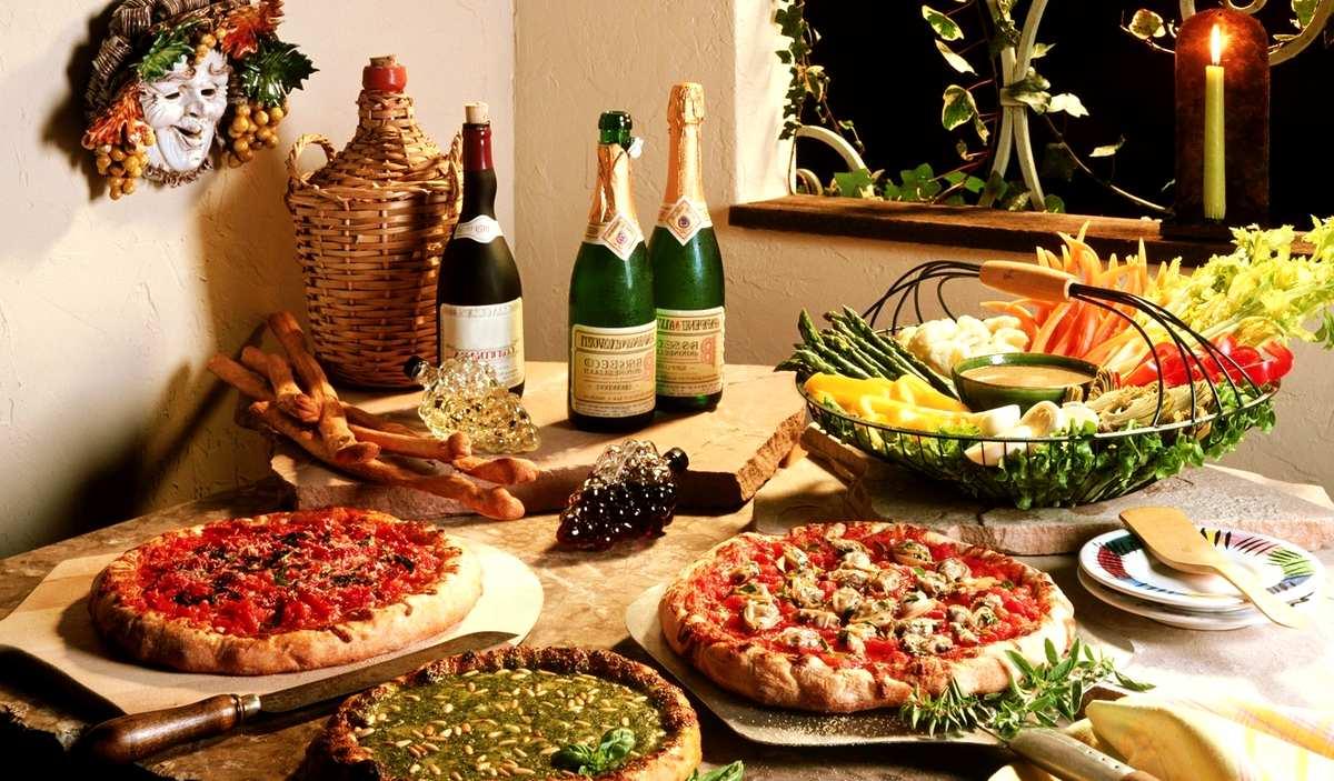Отличные рестораны итальянской кухни в Санкт-Петербурге