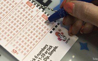 Хороший настрой поможет в лотерее