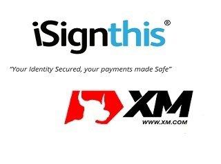 Брокер XM.com стал партнёром iSignthis