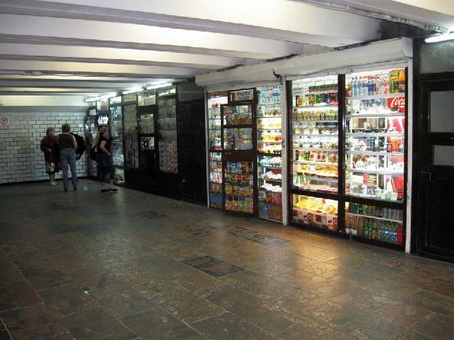 Москва выставляет на торги еще 500 павильонов в метро