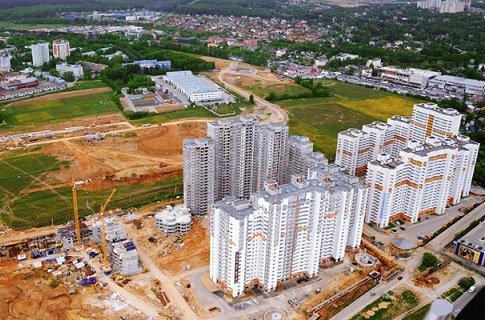 ПИК возьмет на себя завершение долгостроя недалеко от Сколково