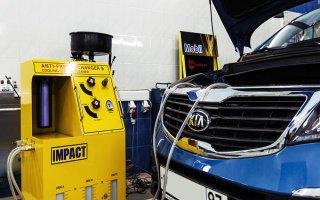 Услуги ремонта системы охлаждения, АКПП Форд