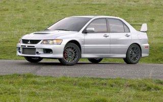 Новый Mitsubishi lancer evolution x