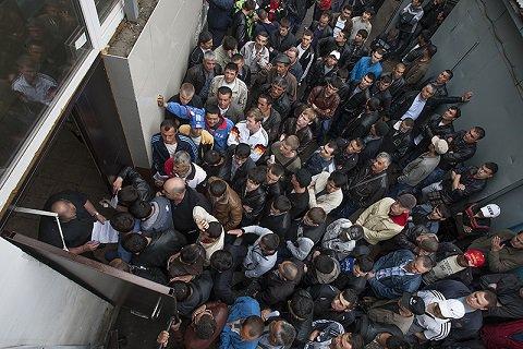 Число внутренних трудовых мигрантов в РФ превысило 10 млн человек
