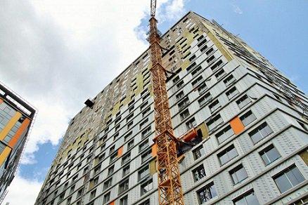 Количество дольщиков-ипотечников в столице РФ выросло в два раза