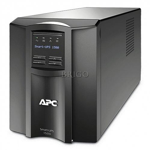 ИБП APC SMT1500I Smart-UPS 1500 ВА