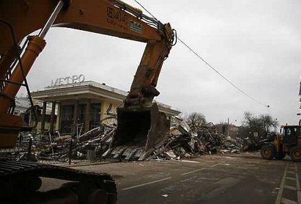 Назван размер компенсаций за демонтированные торговые павильоны