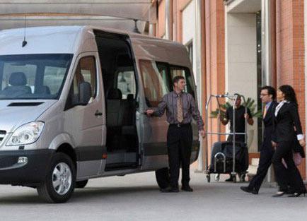 Процесс организации перевозки рабочих