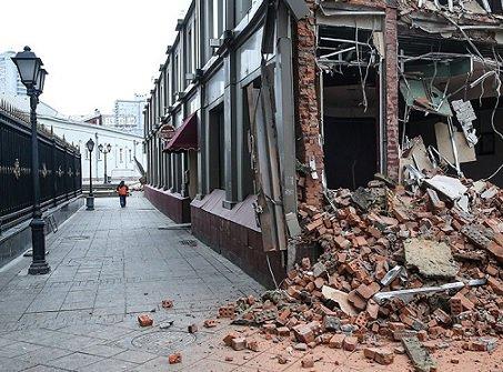 Коммунальщики закончили работы по демонтажу незаконных построек