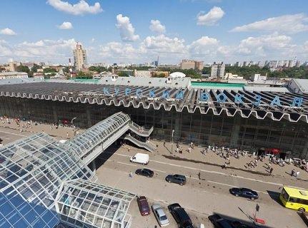 На площади Курского вокзала построят очередной МФК