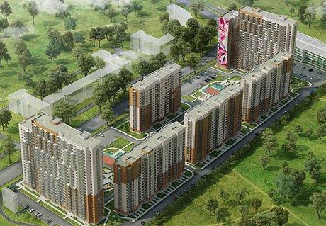 В ТиНАО возведут экспериментальный жилой комплекс